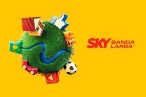 SKY Banda Larga a Internet da SKY TV!