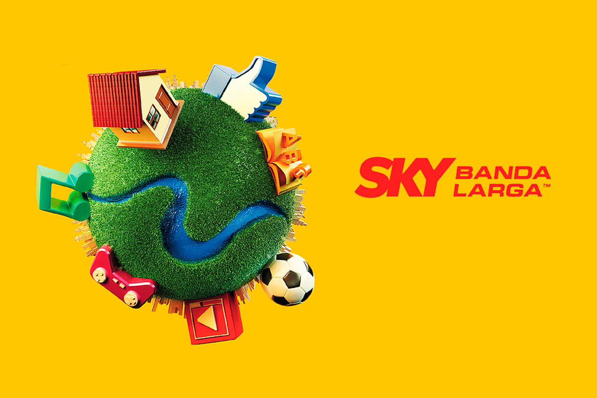 SKY Banda Larga a Internet da SKY TV!